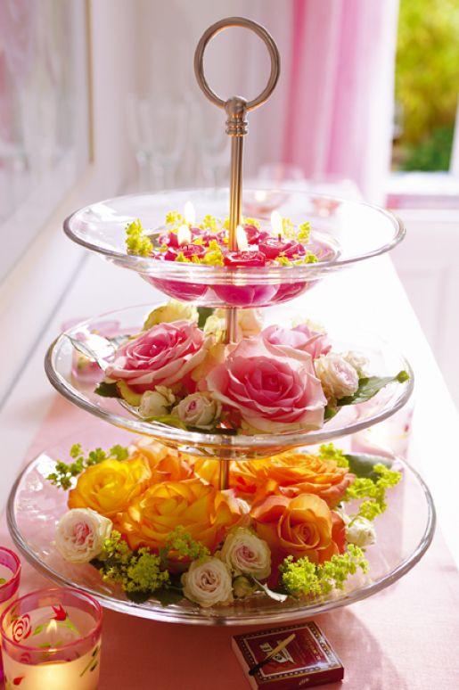 Como decorar una mesa de frutas imagui for Mesa cocina frutero