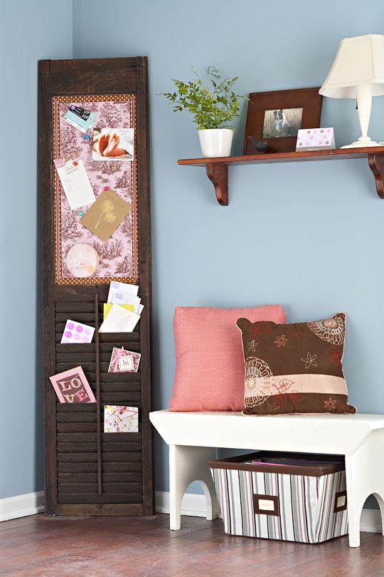 Mirar que ideas mas originales para decorar sin gastar - Recibidores originales reciclados ...