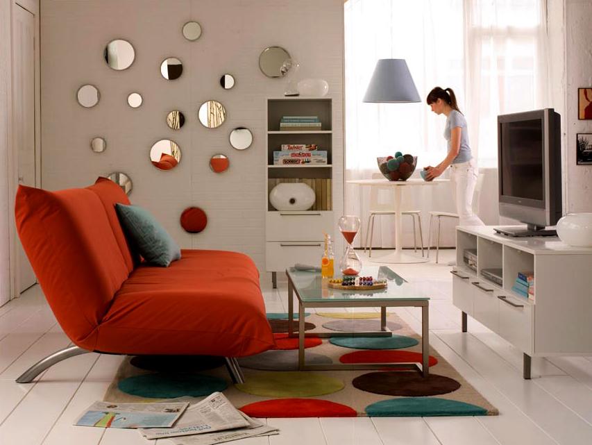 Una alfombra para crear y separar ambientes