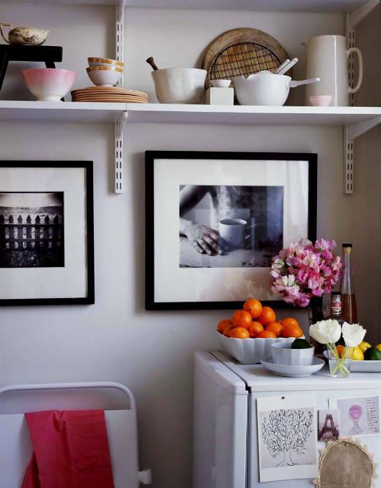 Una idea diferente para decorar tu cocina - Decorar tu cocina ...