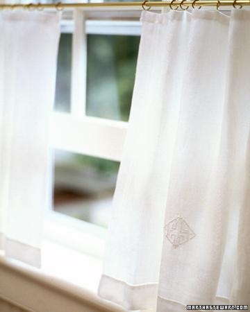 Una idea para colgar las cortinas y dejar entrar el sol - Cortinas para el sol ...