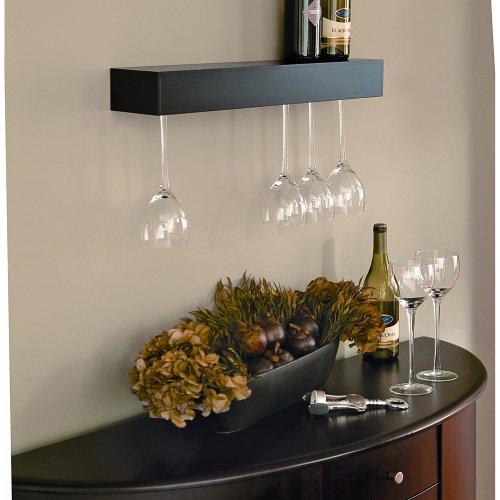 No tienes espacio para un mueble bar for Bar de madera para sala