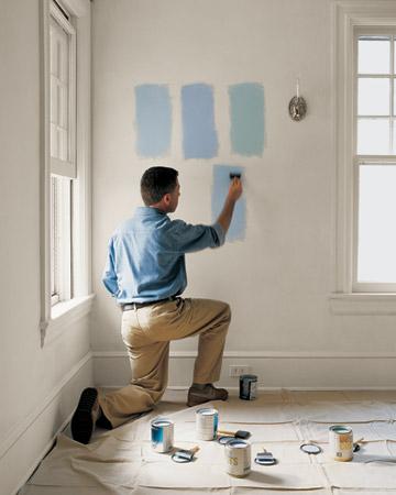 ESCUCHA: Cómo escoger el color de la pared