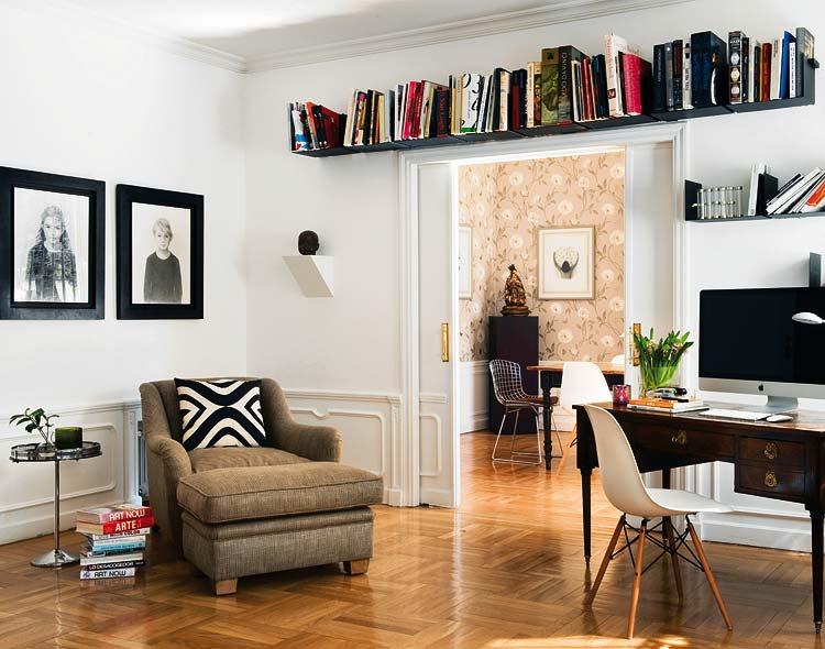 Soluciones para espacios peque os - Ikea iluminacion interior ...