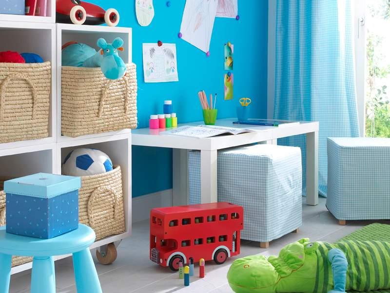 Ideas para organizar el cuarto de los ni os - Organizar habitacion ninos ...