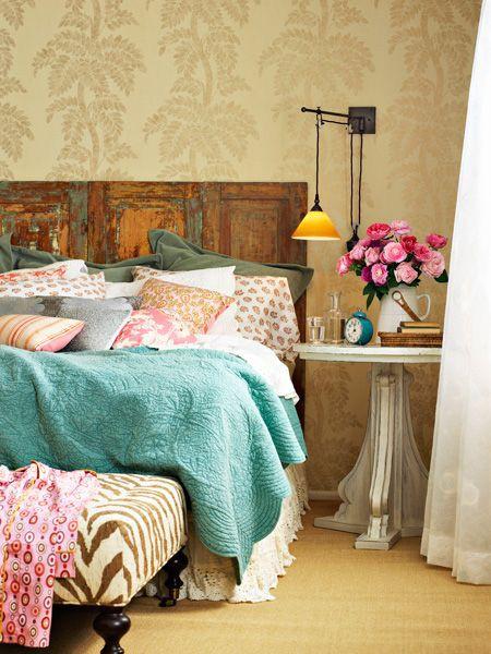 Detalles con encanto en el dormitorio - Dormitorio con encanto ...