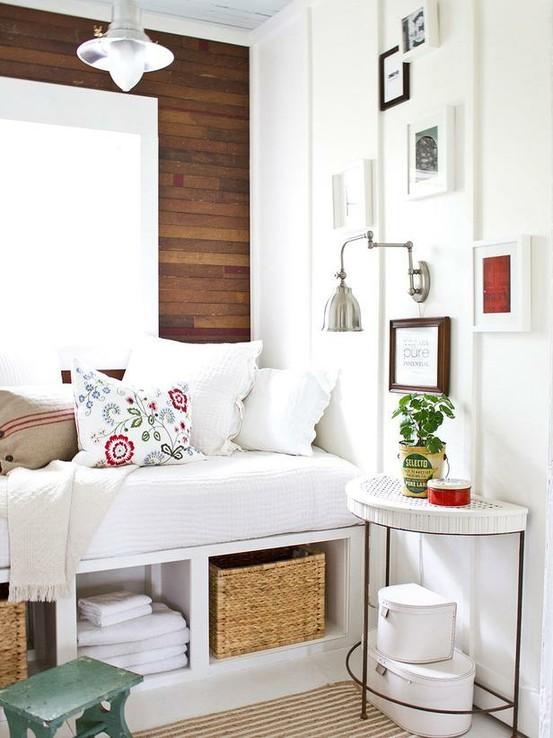 ideas pr 225 cticas para dormitorios peque 241 os