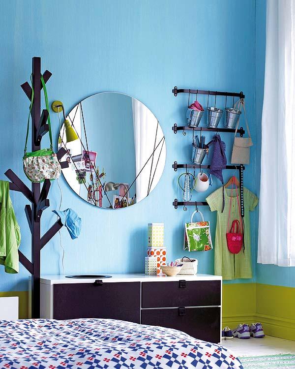 rincones con encanto en el dormitorio. Black Bedroom Furniture Sets. Home Design Ideas