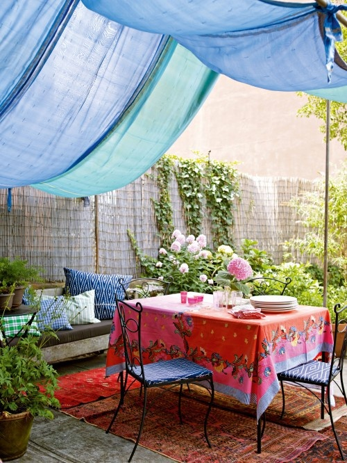 Como Decorar Un Jardin Con Poco Dinero Awesome Perfect Conjunto