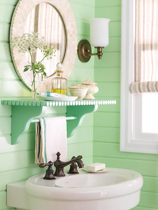 Azulejos Baño Verde Agua:Seafoam Green Bathroom Ideas