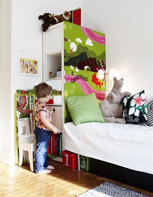 4 ideas para organizar el cuarto de los ni os blog de - Organizar habitacion ninos ...