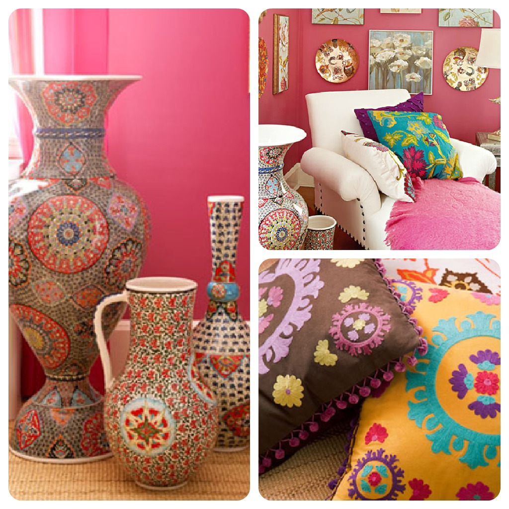 Mis tips para a adir un toque tnico a tu decoraci n - Estilo etnico decoracion ...