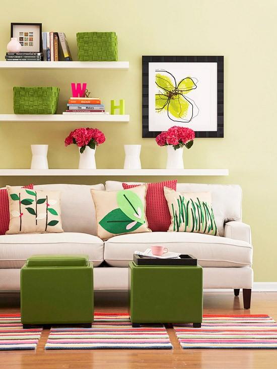 Soluciones para salas peque as - Soluciones para casas pequenas ...