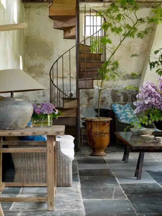 Rincones con encanto en la entrada for Rincones de jardines con encanto