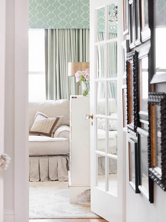 Soluciones (y puertas) para espacios pequeños