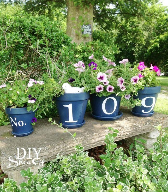 Rincones con encanto (en el jardín)