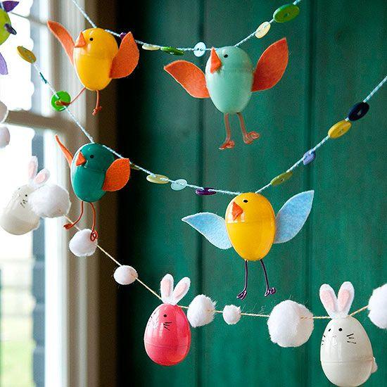 Detalles con encanto para tu decoración de Easter