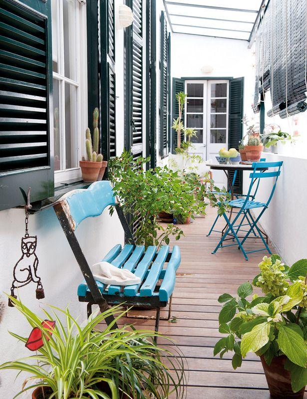 Ideas para decorar tus espacios exteriores for Ideas para decorar terrazas de pisos