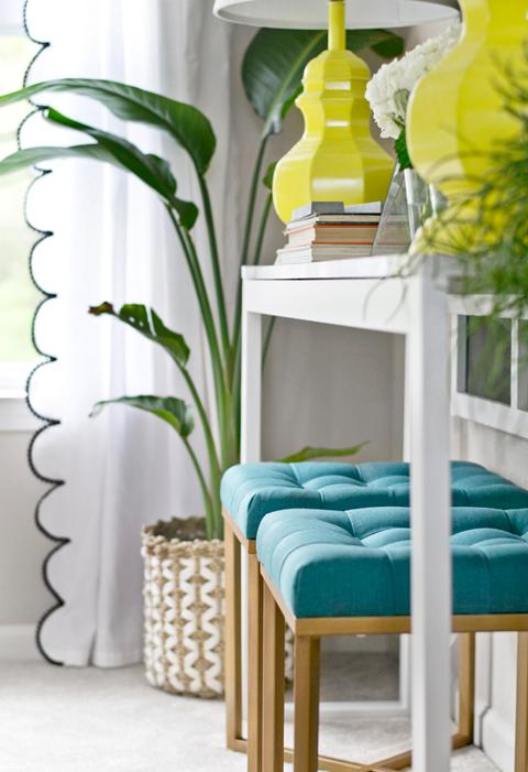 Rincones con encanto para decorar espacios peque os - Decorar rincones ...