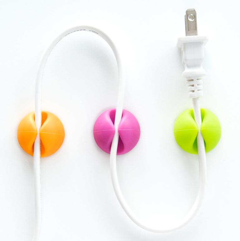 Pequeñas gran ideas para organizar los cables