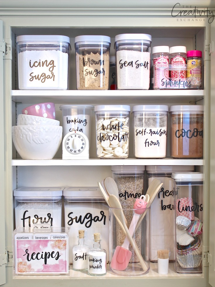 Free-Printable-Pantry-Labels-hand-lettered-by-Zuer-Designs.-Print-on-clear-sticker-paper