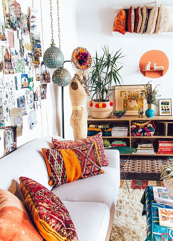 Detalles con encanto para tu cuarto bohemio