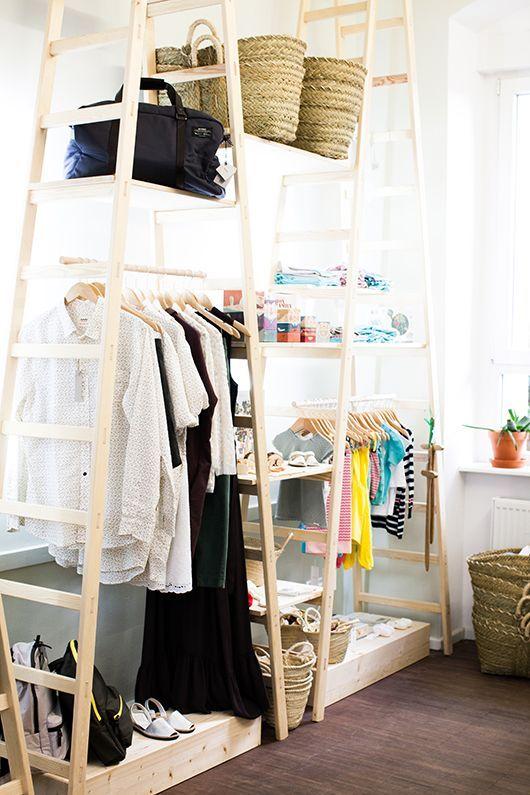 ¿Necesitas más armarios? Prueba esta idea
