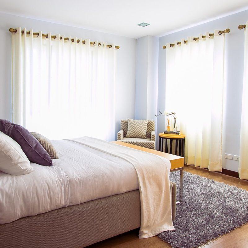 Las cortinas: Una pieza clave en la decoración