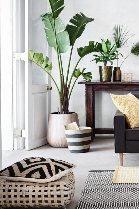 Ideas para decorar espacios de paso
