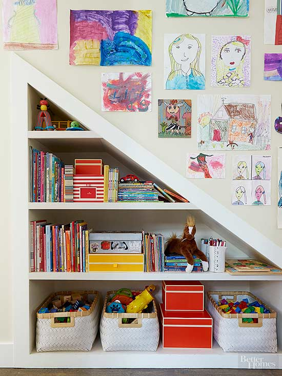 Ideas para decorar el cuarto de los niños