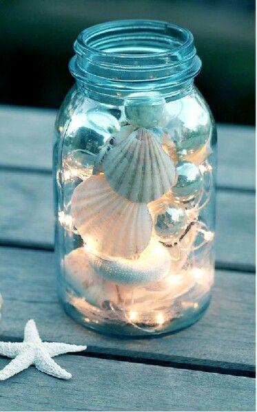 Original luz para tus noches de verano